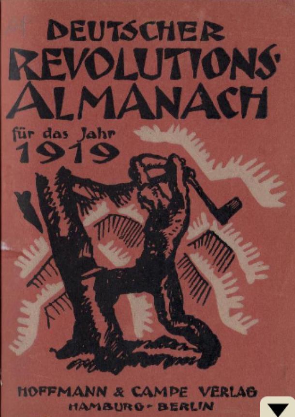 Deutscher Revolutions Almanach für das Jahr 1919
