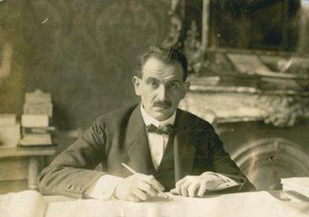Otto Bauer 1919 (Quelle: wikipedia.de)