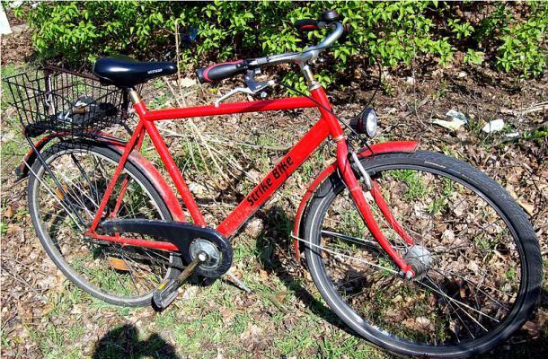Strike Bike aus Nordhausen (Quelle: Wikipedia)