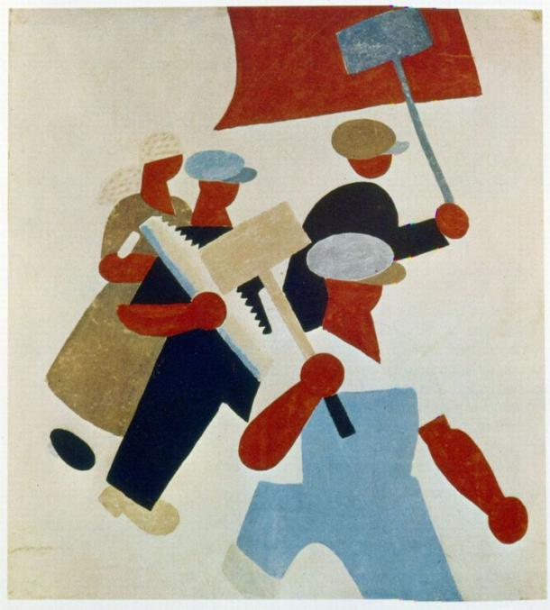 Die Arbeit im Sozialismus (1954)