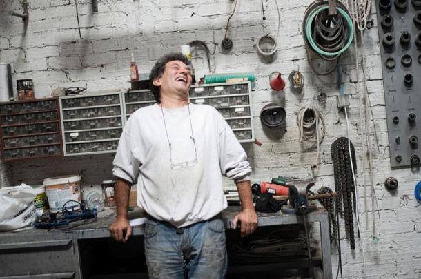 Andrés Lofiego: «Η ΒΙΟ.ΜΕ. είναι ένα παράδειγμα για όλους τους Ευρωπαίους εργάτες»