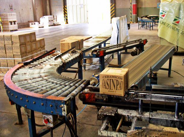 Επίσκεψη στο υπό εργατικό έλεγχο εργοστάσιο Zanon, στην Αργεντινή