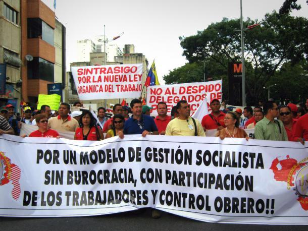 Αφιέρωμα: Εθνικοποιήσεις και εργατικός έλεγχος στη Βενεζουέλα