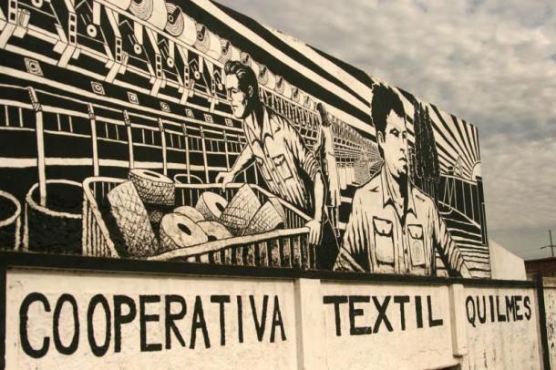 Fabricas recuperadas argentinas