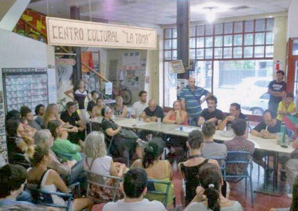 Centro Cultural La toma