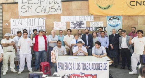 """Andrés Ruggeri: """"Hay agresividad e hipocresía estatal hacia las empresas recuperadas"""""""