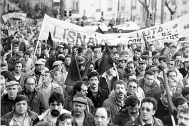 El control obrero en la Revolución Portuguesa 1974-1975