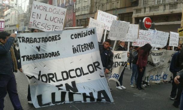WorldColor produce bajo control de sus trabajadores
