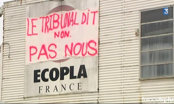 Ecopla : « l'État ne peut être schizophrène »