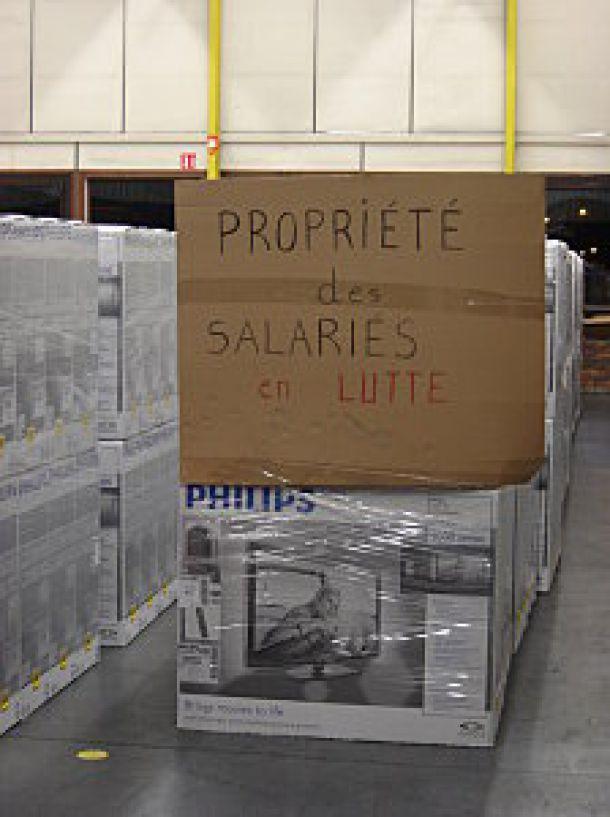 Philips EGP Dreux : défense de l'emploi et autoproduction