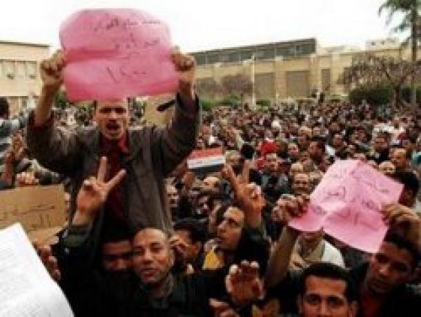 Usines autogérées en Égypte