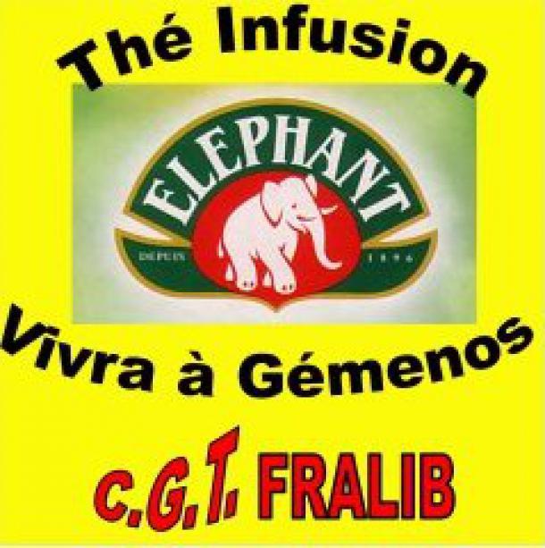 Nouvelle victoire des Fralib – Unilever doit céder