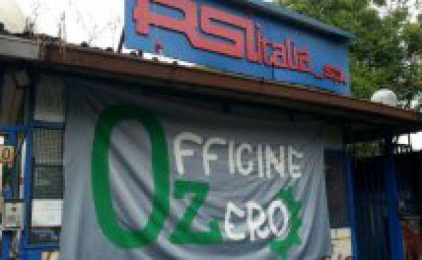 Roma - Officine Zero, la fabbrica riconvertita