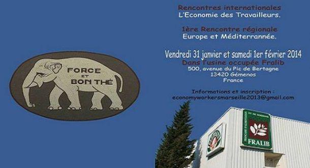 """Marsiglia, l'incontro internazionale """"Economia dei lavoratori"""""""