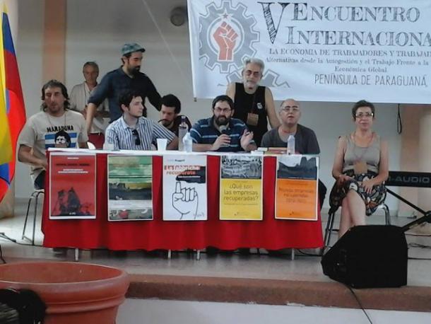 """Síntesi e conclusioni del V Incontro Internazionale """"La Economía de los Trabajadores y Trabajadoras"""""""