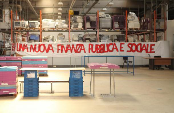 Utopia Reale: RiMaflow, la fabbrica dell'altra economia