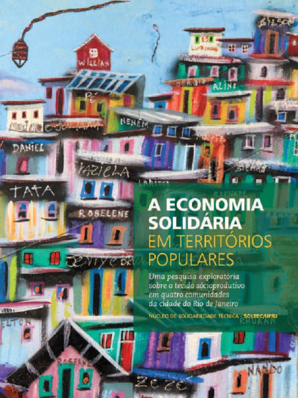 A Economia Solidária em Territórios Populares
