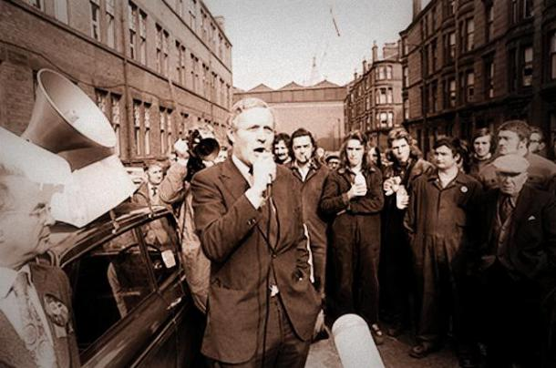 Occupation, worker co-operatives and the struggle for power: Britain in the 1970s