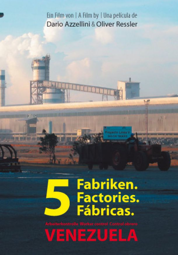 DVD: 5 Factories