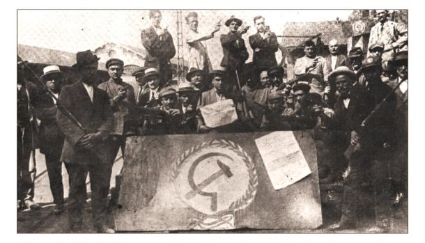 Proletarian Power: The Turin Factory Councils 1919-1920