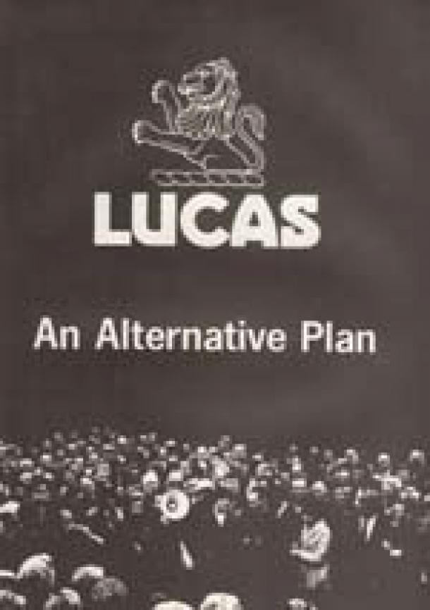 1976: The fight for useful work at Lucas Aerospace