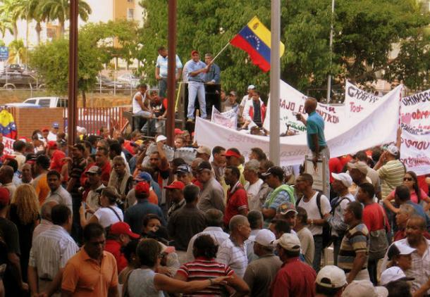 Venezuela: Class Struggle Heats Up Over Battle for Workers' Control