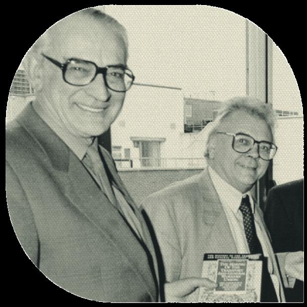 Ken Coates & Tony Topham