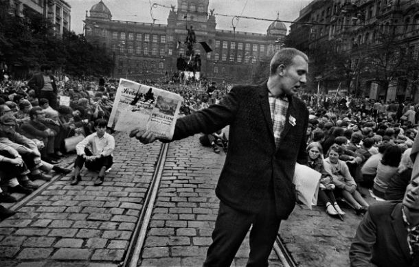 The Forgotten Workers' Control Movement of Prague Spring