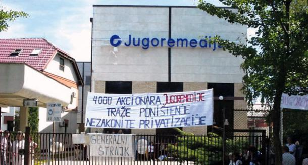Solidarity petition: support Jugoremedija workers' struggle in Serbia