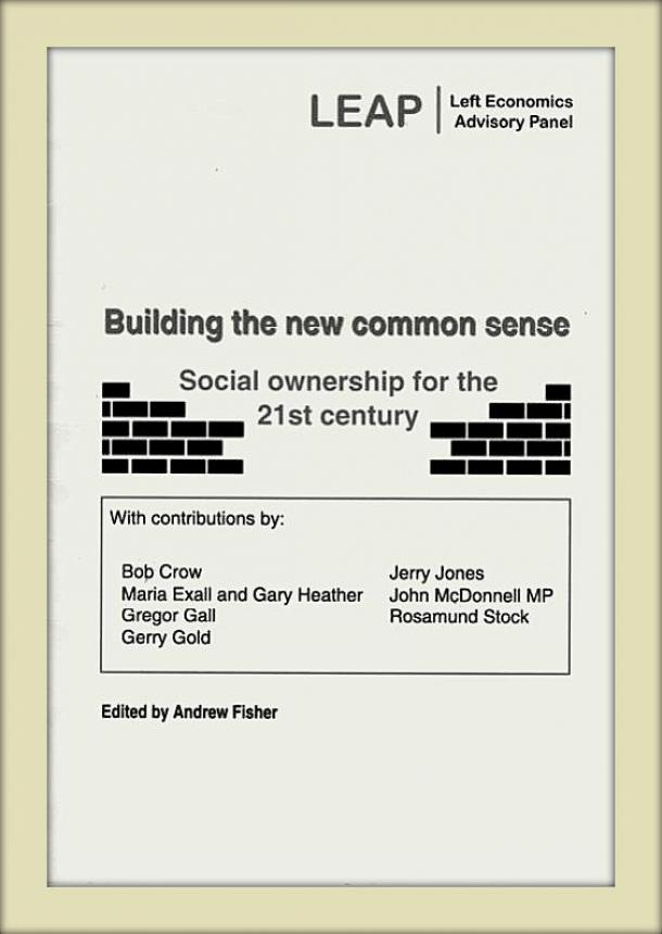 'Social ownership for the 21st century'