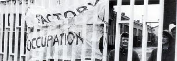 Fighting Plant Closure - Women in the Plessey Occupation 1982